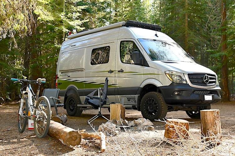 Class B RV Rental Yosemite