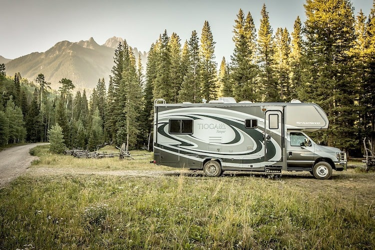 Class C RV rental grand junction co