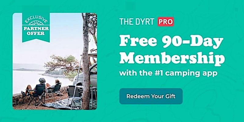 Dyrt Pro Membership