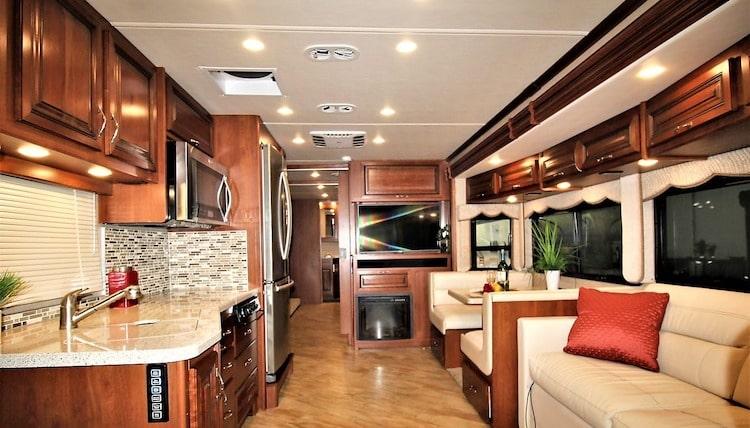 Motorhome RV rental lexington KY