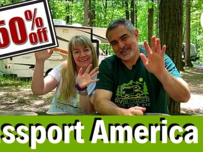 Passport America Discount Camping Club save 50%