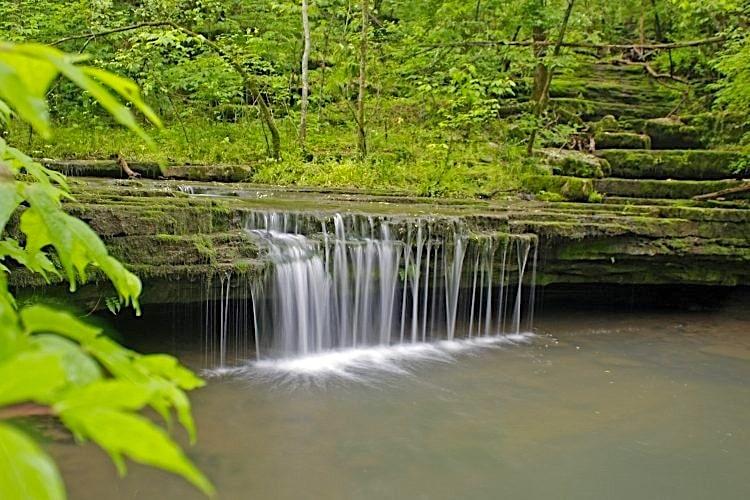 Raven Run Nature sanctuary lexington KY