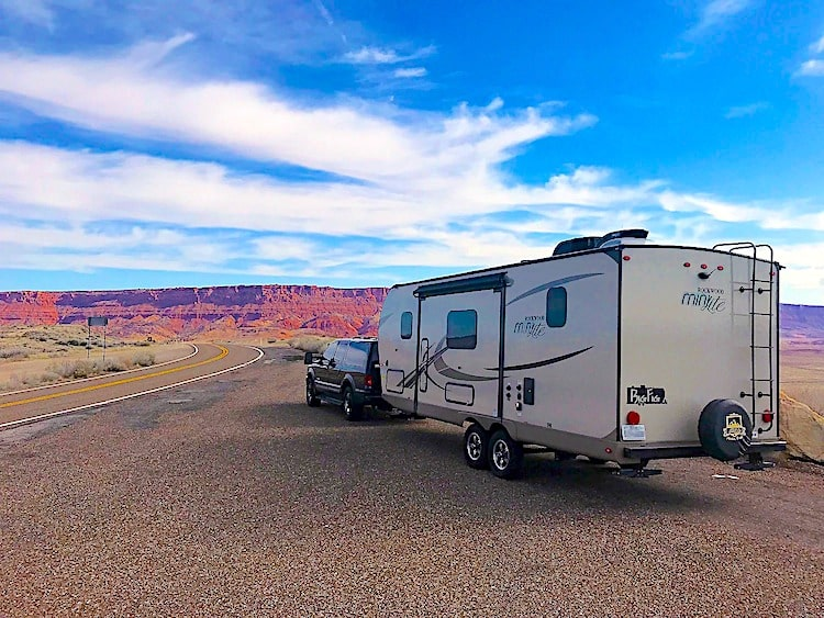Travel trailer rental austin tx