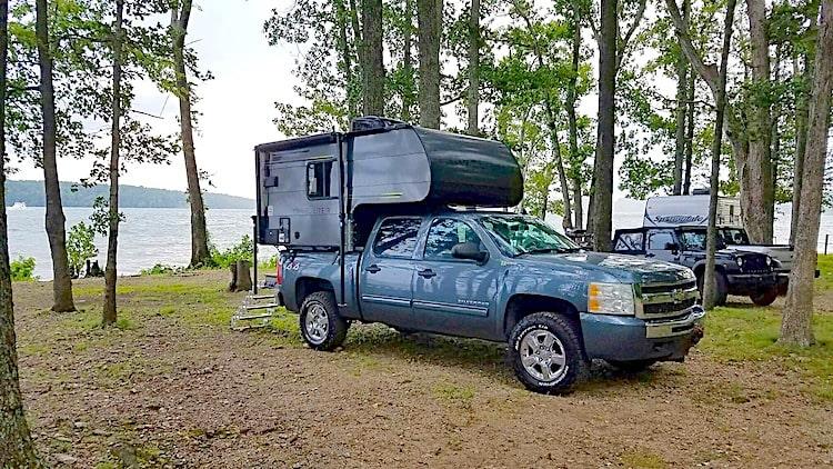 Truck camper rental memphis
