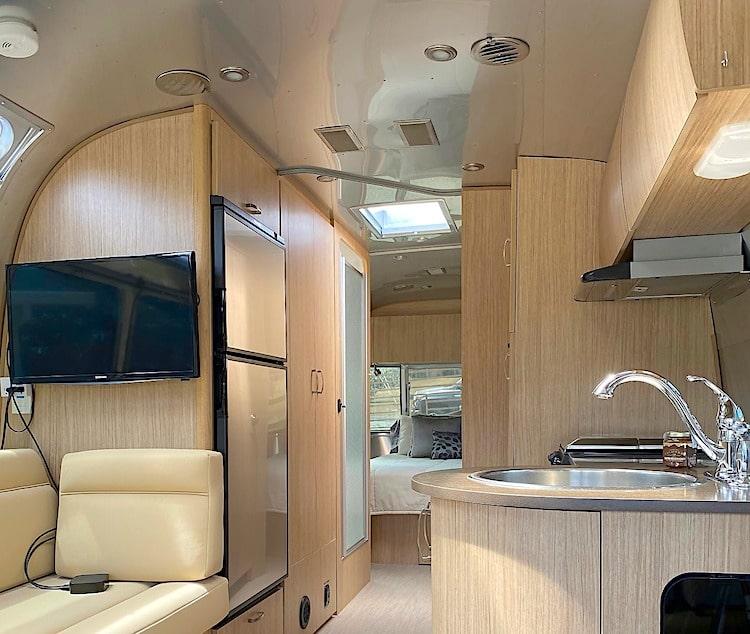 airstream trailer rental yosemite