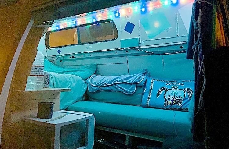 campervan RV rental lexington KY
