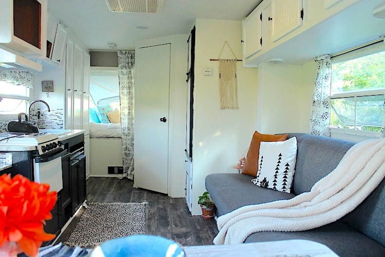 hybrid camper RV rental lexington KY