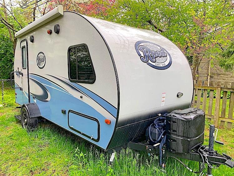 small camper RV rental lexington KY