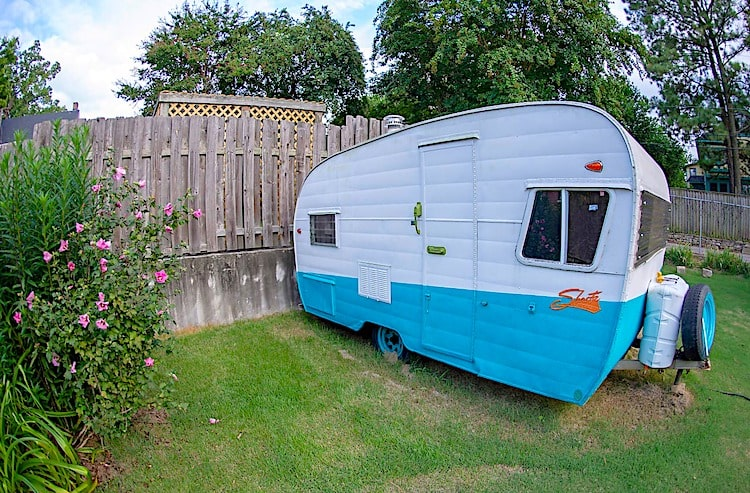 small camper rental memphis