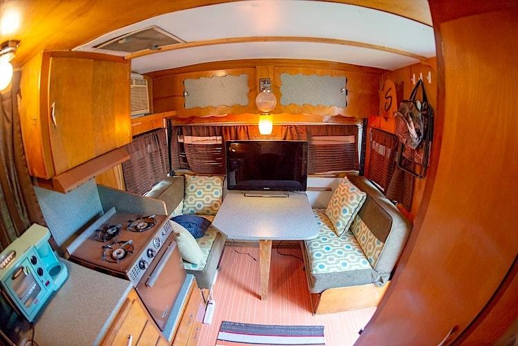 small camper rental memphis tn