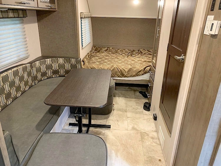 small camper trailer RV rental lexington KY