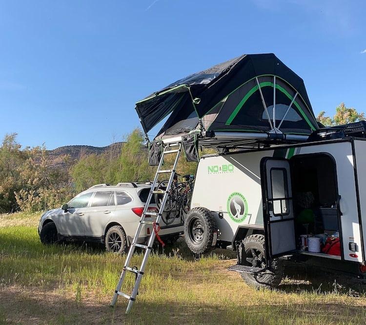 small off road camper rental memphis