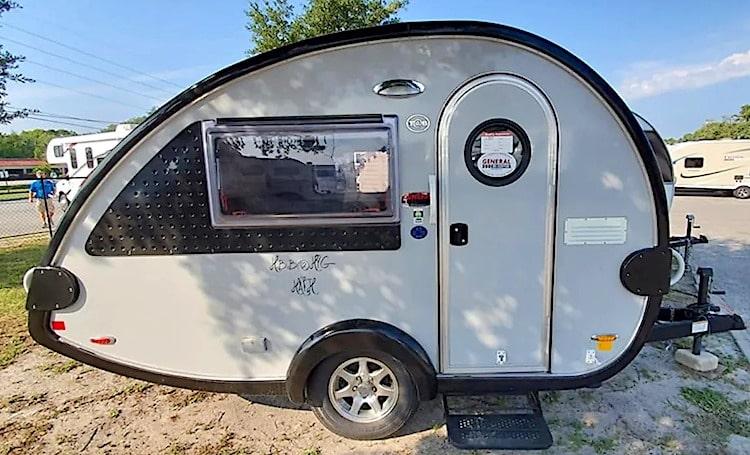 small teardrop camper rental tampa