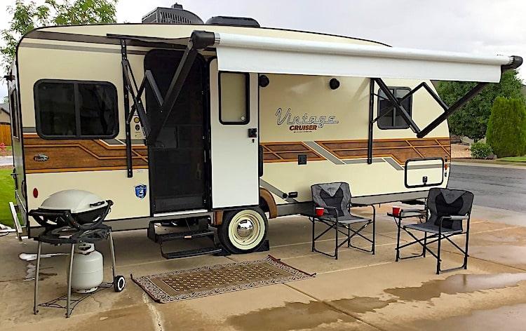 travel trailer RV for rent grand junction co