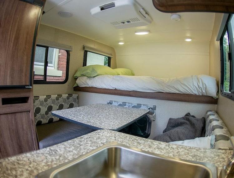 truck camper rental memphis tn
