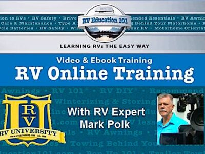 Best RV Video Training Courses for Beginners