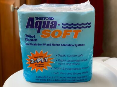 Is Special RV Toilet Paper Really Needed in an RV?