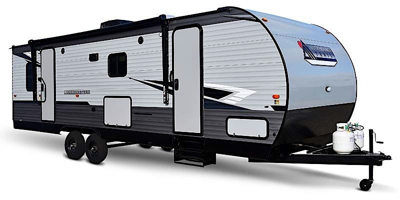 2021 ForestRiver Independence-Trail travel trailer under 7000 lbs