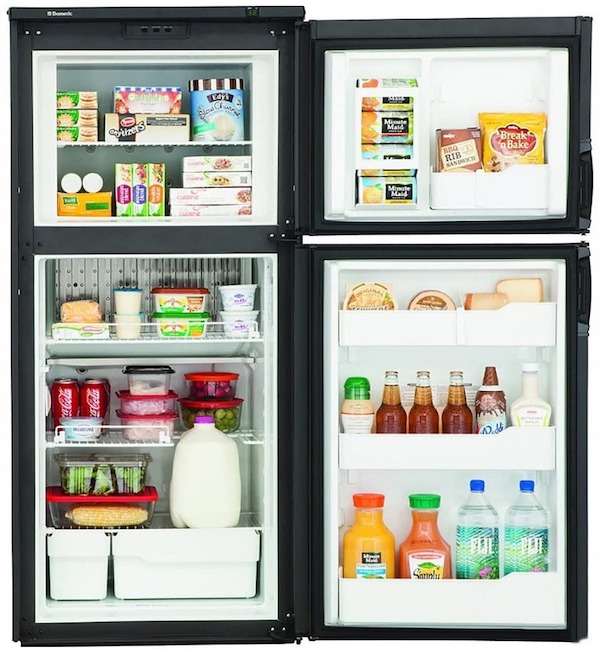Dometic RM3762RB Double Door RV Refrigerator