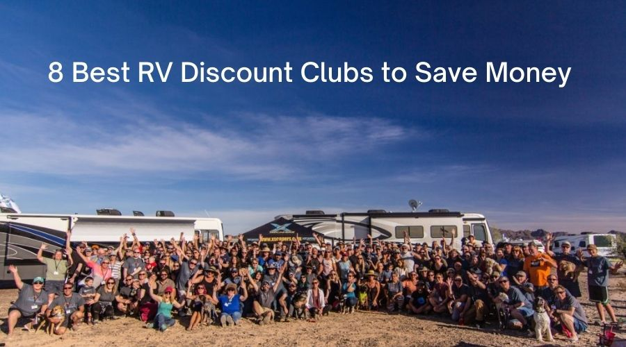 8 Best RV Discount Clubs to Save Money