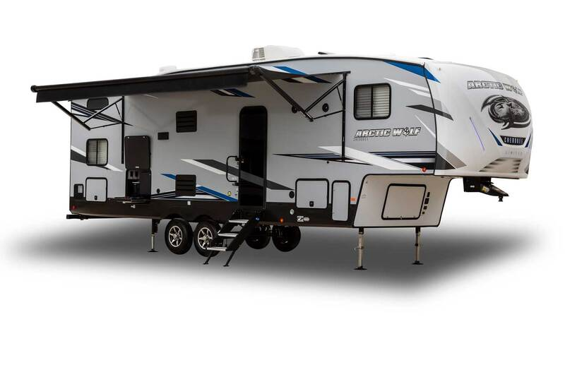 Best Forest River Arctic Wolf 5th Wheel Ext