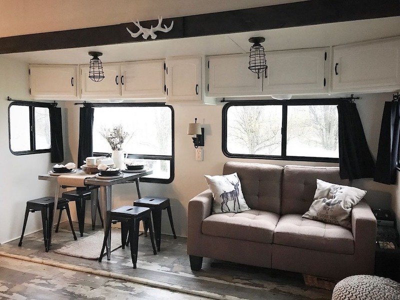 Can I Replace RV Furniture with Regular Furniture?