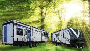 Cruiser RV Embrace EL260 travel trailer under 7000 lbs