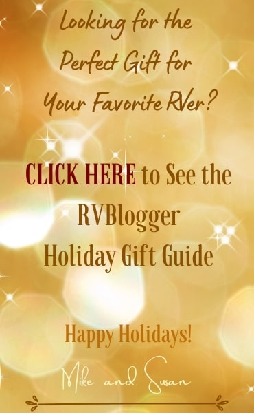 RVBlogger Holiday Gift Guide