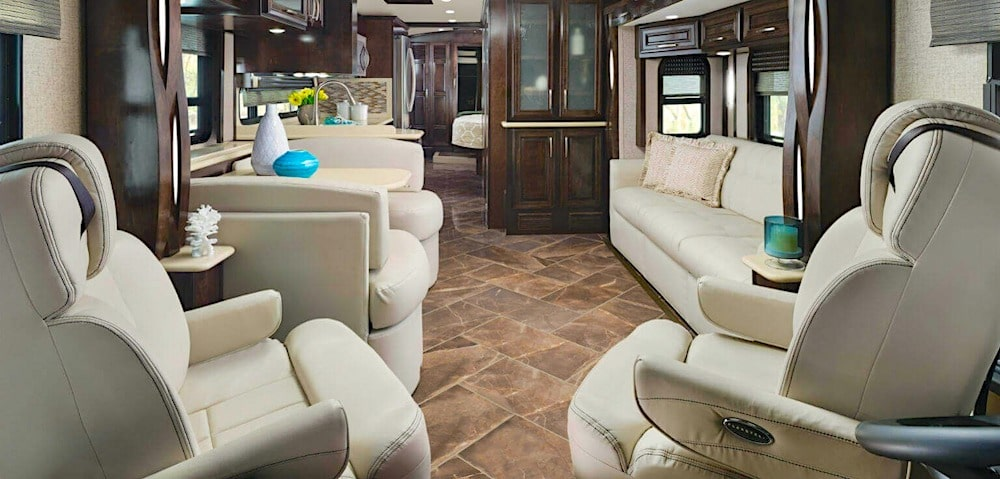 RV Furniture Replacement Guide Sofas Couches Recliners and Dinettes