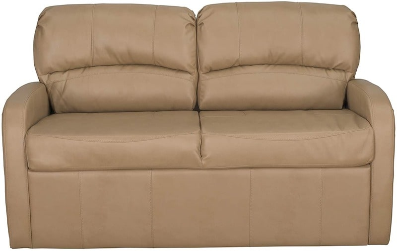 RecPro Charles Collection 60 inch RV Jack Knife Sofa