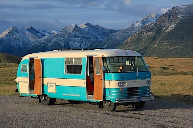 1963 Dodge Travco Vintage Motorhome historic RV
