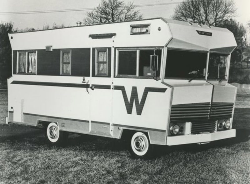 1966 Winnebago Brave history of rvs and campers