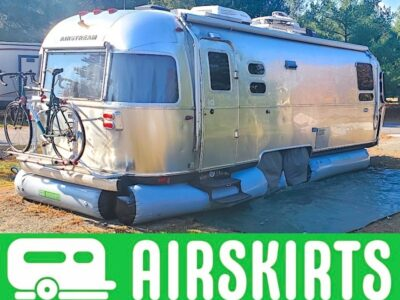 AirSkirts RV Skirting