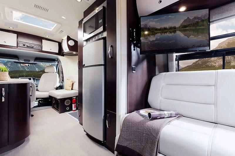 Campervan Missoula RV Rental