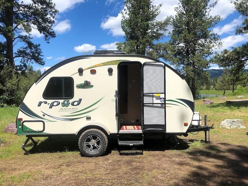 Cheap RV rental Missoula Montana