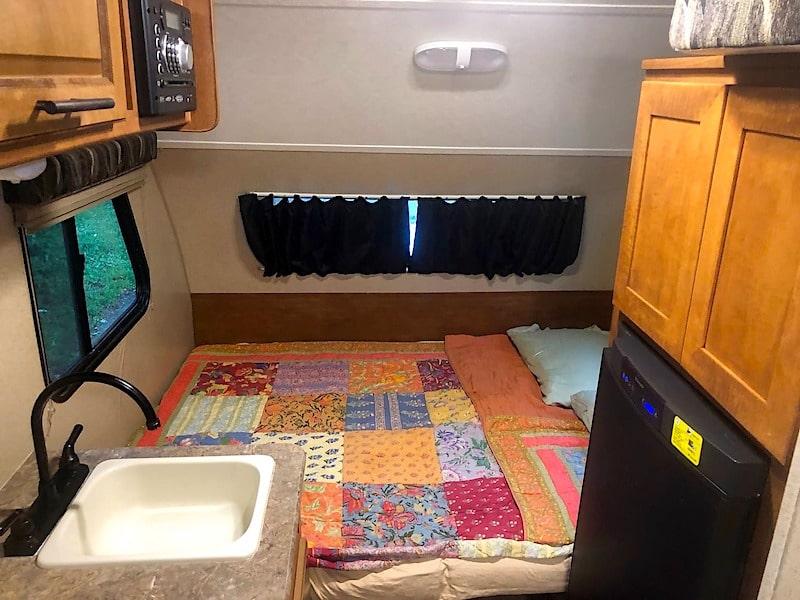 Cheap Travel trailer Missoula RV Rental