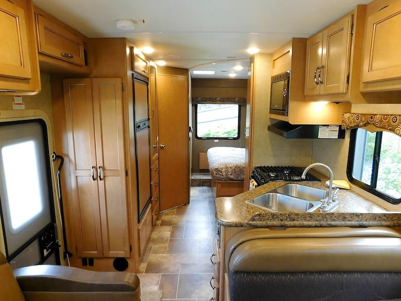 Class C Motorhome Missoula RV Rental