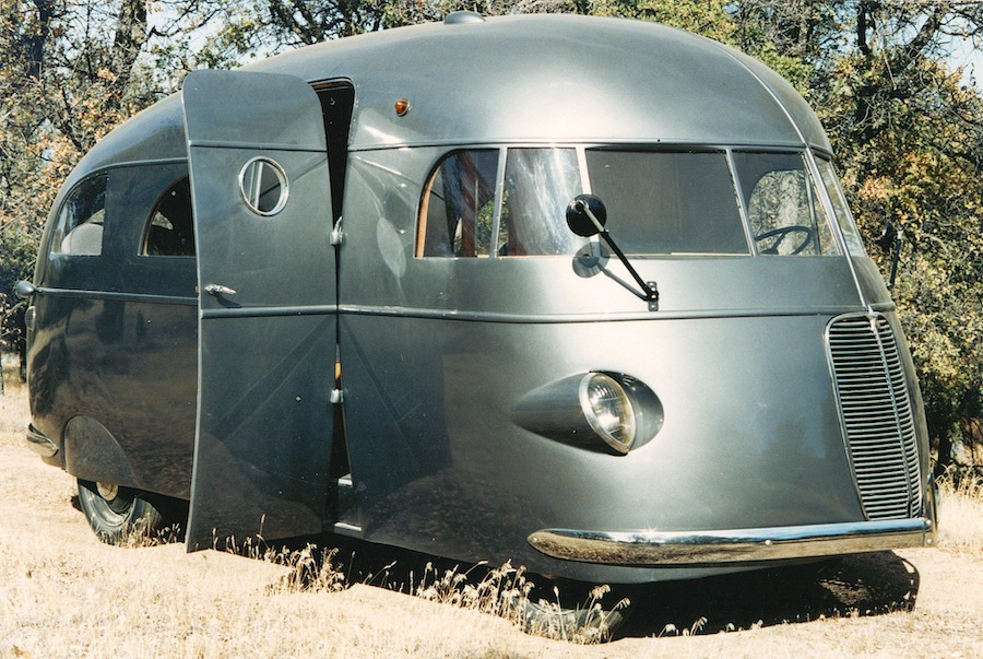 The Complete History of RVs, and Campers
