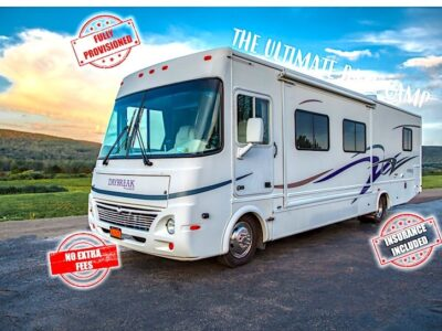 Best Class A RV Rental in Syracuse PLUS Discount Code