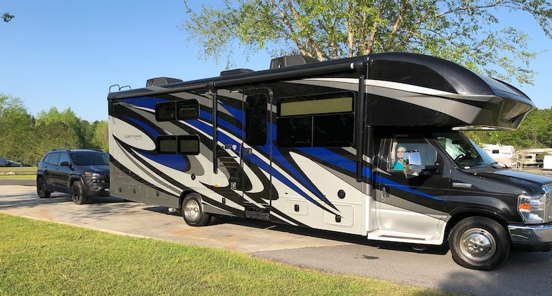 Best Class C RV Rental Syracuse NY