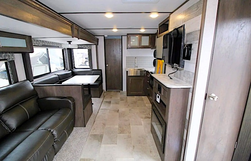 Travel Trailer RV Rental Syracuse NY