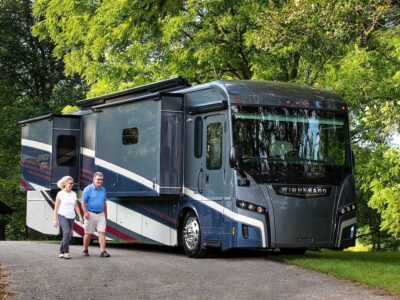 Where to Find the Best Class A Motorhome Rentals