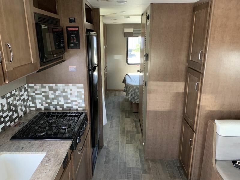 Best Class C RV Rental Int Vancouver