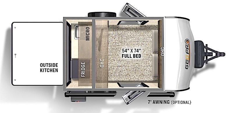 Geo Pro 12 floor plan