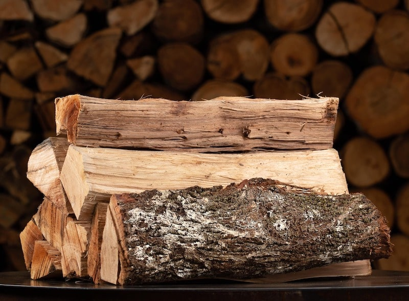 Hickory Firewood Burns Hot and great for campfire woodstove or fireplace