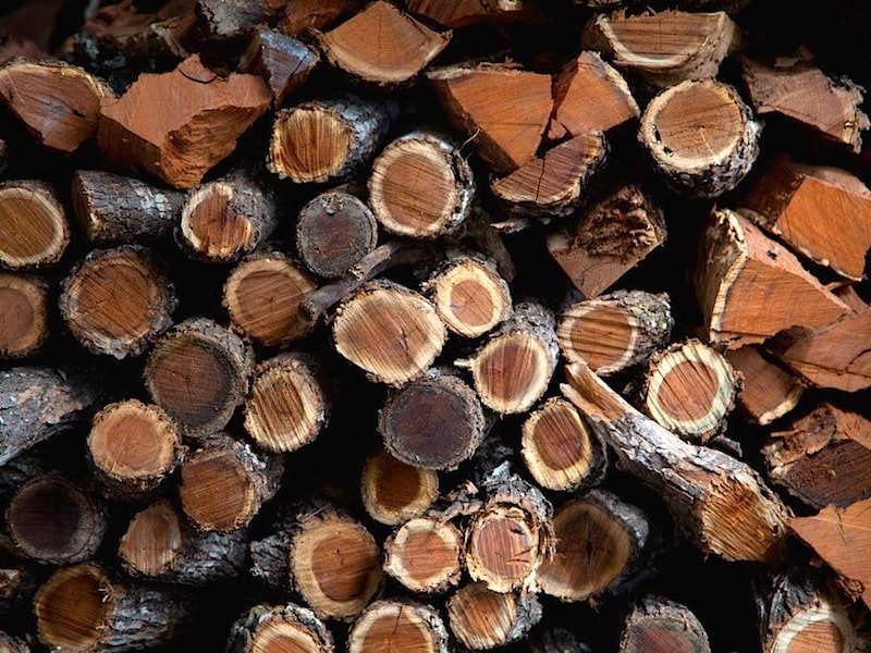 Mesquite firewood best smelling firewood