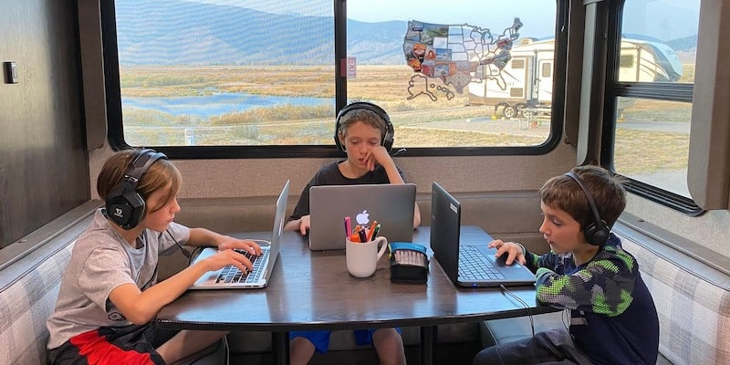 Pros and Cons of Roadschooling 101 Homeschooling While Traveling