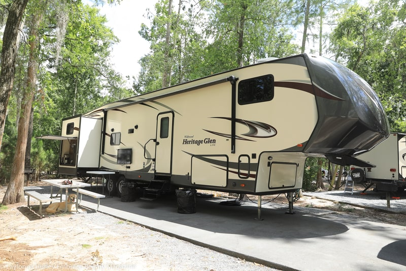 Best 5th Wheel Rental Indiana Ext