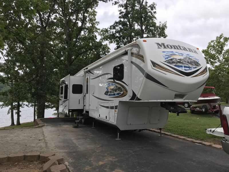 Best 5th Wheel Rental Springfield Ext