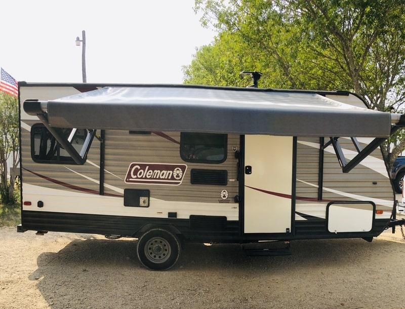 Best Budget Friendly Camper Rental San Antonio Ext